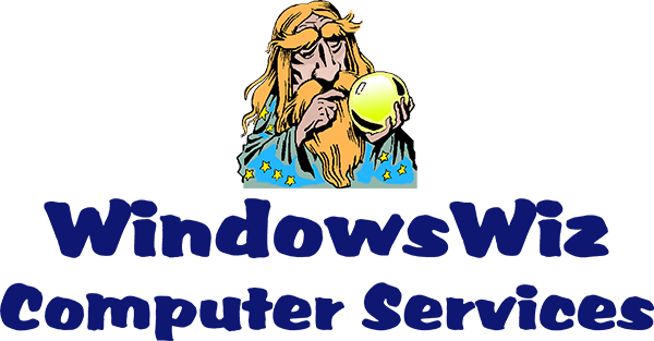 WindowsWiz Computer Services Logo